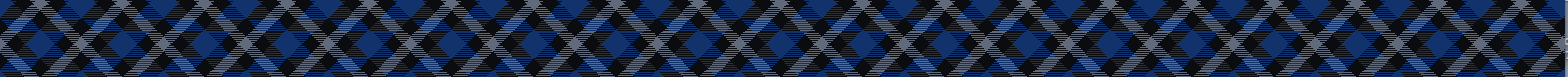 Dark Blue Tartan Band